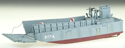 LCM-3 USN, Vehicle Landing Craft WWII, 1:144, Easy Model