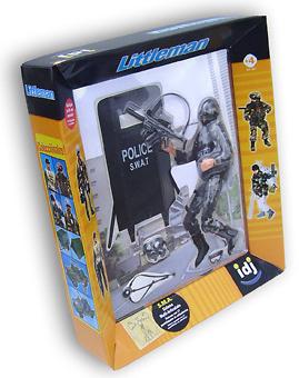 LITTLEMAN,  URBAN SWAT., 1:10, Ideas de Juguete