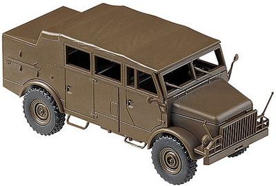 LKW Borgward Kubelwagen, 1:87, Minitanks