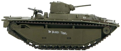 "LVT(A)-1 Pacific Theatre, 1944-145 ""Bloody Trail"", 1:72, Hobby Master"