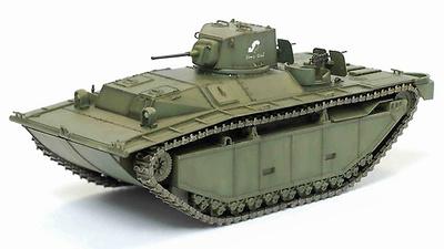 LVT-(A)1, 708th Amphibious Tank Battalion (SIN URNA), Ryukyus 1945, 1:72, Dragon Armor