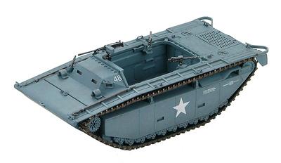 LVT-2 AMTRAC Provisional Company, 193rd Tank Bttn., Makin (Gilbert Islands), Nov 1943, 1:72, Hobby Master