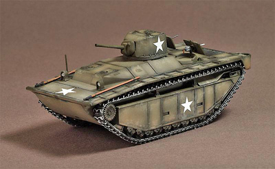 LVT-A1 Water Buffalo, Philippines, 1944, 1:72, War Master