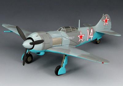 La-5FN, 240th IAP, Eastern Front, 1:72, SkyMax