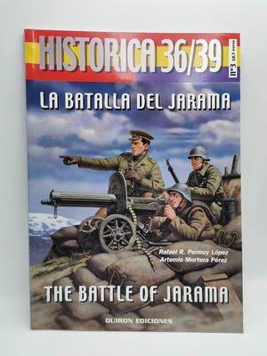 La Batalla de Jarama (Libro)