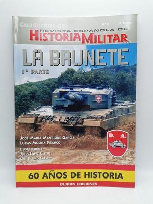 La Brunette, 1ª parte (Libro)