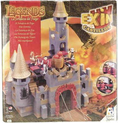 La Fortaleza del Fuego, Exin Castillos