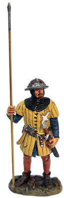 Lancero Escocés, Batalla de Bannockburn, 1314, 1:30, Del Prado