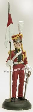 Lancero Rojo de la Guardia, 1:32, Almirall Palou