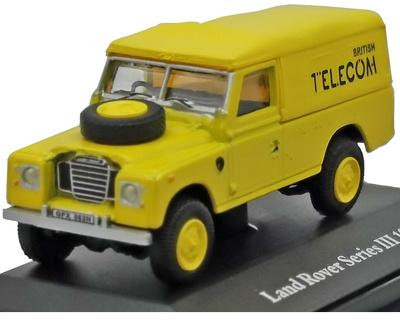 Land Rover 109 III Series, Telecom, 1:72, Cararama