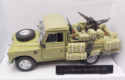 Land Rover 109 Serie III, 1:43, Oxford
