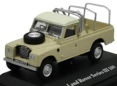 Land Rover 109 Serie III, Pick-up, 1:72, Cararama