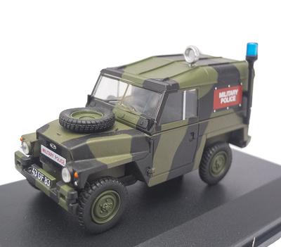Land Rover 1/2 Ton Ligero, Policía Militar , 1:43, Oxford