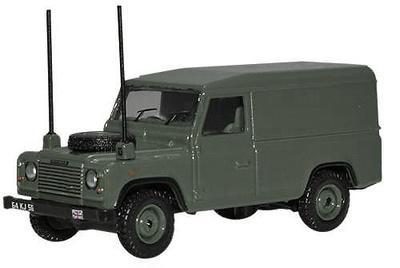 Land Rover Defender, Reino Unido, 1:76, Oxford