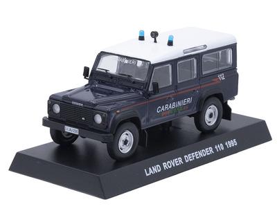 Land Rover Defender 110, Italy, 1995, 1/43, Carabinieri Collection