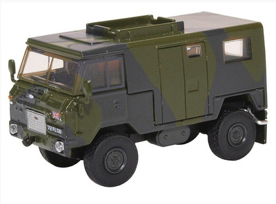 Land Rover FC, OTAN, 1:76, Oxford