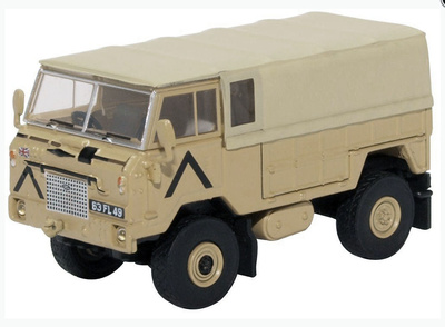 Land Rover FC GS, Guerra del Golfo, 1991, 1:76, Oxford