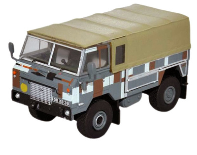 "Land Rover FC GS ""Brigade Berlin"", 1:76, Oxford"