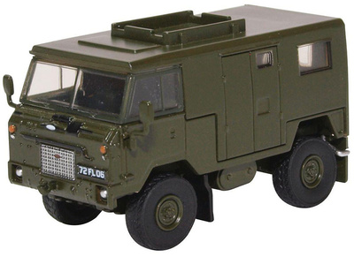 Land Rover FC Signals Nato Green, 1:76, Oxford