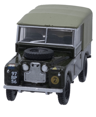 "Land Rover Series 1, 88"" Canvas REME, Reino Unido, 1:76, Oxford"