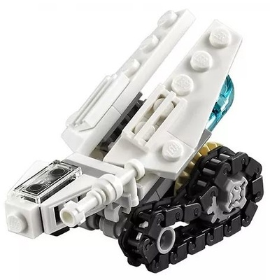 Lanzamisiles, Lego Ninjago
