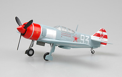 Lavochkin La-7, lt. Col. S. F. Dolgushin, 156th GFAR, 1:72, Easy Model