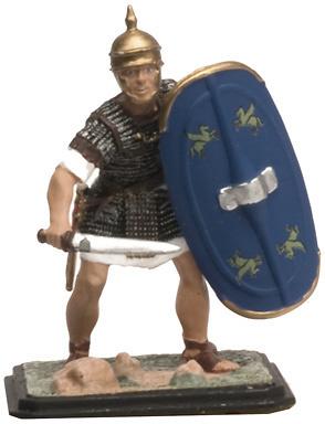 Legionario en batalla, 1:32, Planeta DeAgostini