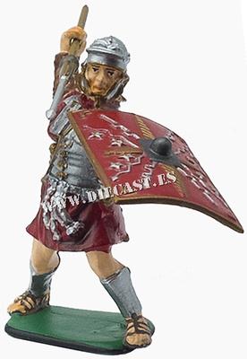 Legionario romano en combate, Siglo II d.C., 1:32, Italeri