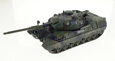 Leopard 1 A2, Alemania, 1974, 1:72, DeAgostini