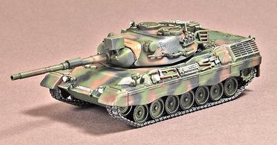 Leopard 1/A5, Batallón Panzer 74, Altengrabow, Alemania, 2003, 1:72, War Master