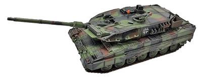Leopard 2 A6 (camuflaje), Alemania, 2006, 1:72, Panzerkampf