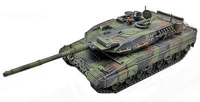 Leopard 2 A7 (camuflaje), Alemania, 2014, 1:72, Panzerkampf