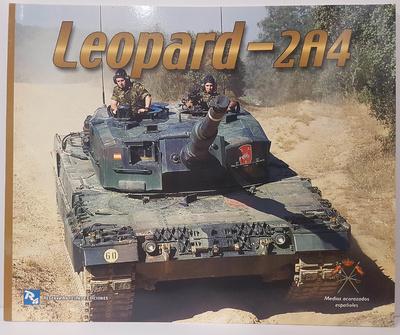 Leopard-2A4 (Libro)