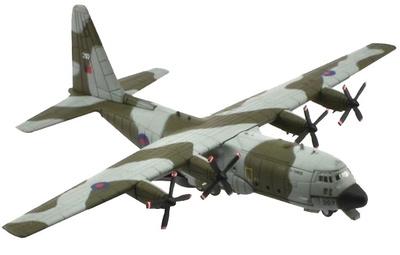 Lockheed C-130 Hercules, Royal Air Force, 1:300, Editions Atlas