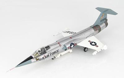 Lockheed F-104C 56--0886, 479th TFW,  Base Aérea de Da Nang, Vietnam, 1965, 1:72, Hobby Master