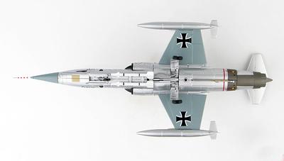 "Lockheed F-104G Starfighter JA+240, JG 71 ""Richthofen"", Luftwaffe, 1965, 1:72, Hobby Master"