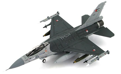Lockheed F-16A Block 20 MLU 87-0055 (155) Royal Jordanian Air Force, 2014, 1:72, Hobby Master