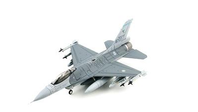 Lockheed F-16A Fighting Falcon 6707, 14 TFG, 455 TFW,  ROCAF, 1:72, Hobby Master