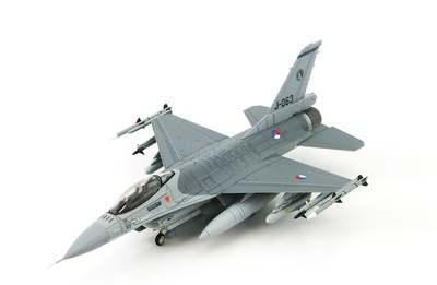 Lockheed F-16AM Block 15 J-063, Royal Netherlands Air Force, 1:72, Hobby Master