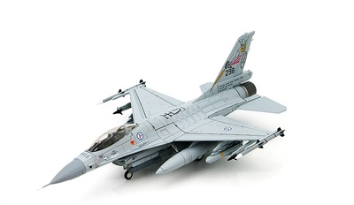 Lockheed F-16AM Block 15 No. 298, Norwegian Air Force, 1:72, Hobby Master