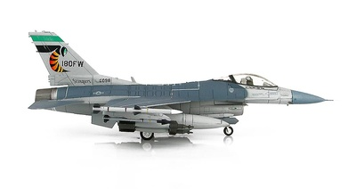 "Lockheed F-16C 89-2098, 112th FS ""Stingers"", 180th FW, Ohio ANG, mediados década 2000, 1:72, Hobby Master"