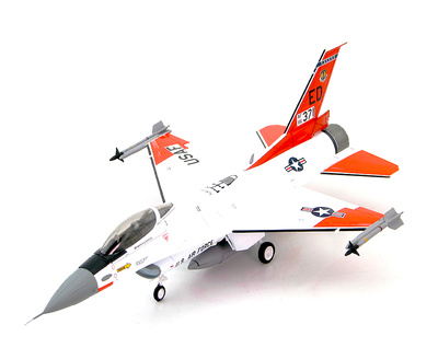 Lockheed F-16C Block 30 86-0371, 445 FLTS, Edwards AFB, Feb 2010, 1:72, Hobby Master