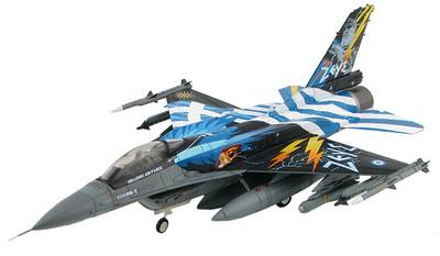 "Lockheed F-16C Block 52 ""Zeus III"" Hellenic Air Force, 1:72, Hobby Master"