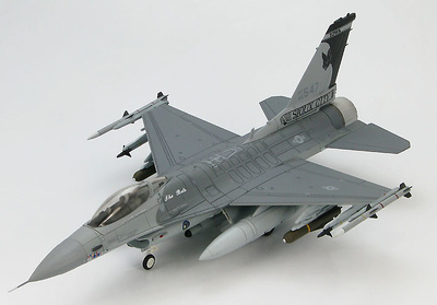 "Lockheed F-16C Fighting Falcon 85-1547, 185th FG/174 FS, Iowa Air National Guard ""The Bats"", 1:72, Hobby Master"