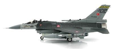 Lockheed F-16C Turkish MiG-23 Killer 91-0008, 1:72, Hobby Master