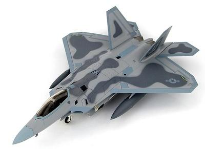 Lockheed F-22 Raptor 05-4098, 95th FS, Agosto, 2015, 1:72, Hobby Master