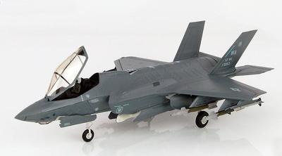 Lockheed F-35A AF12-5053, USAF 57 WG, 16th WPS, 2015, 1:72, Hobby Master