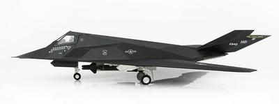 """Lockheed Martin F-117A """"OIF"""" 88-0842, 8th Fight Squadron,  Holloman AB, 2003, 1:72, Hobby Master"""