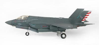 Lockheed Martin F-35B Lightning II, 168732, VMFA-211, 2017, 1:72, Hobby Master