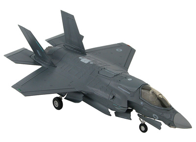 Lockheed Martin F-35B Lightning II ZM138, Royal Air Force, Diciembre, 2015, 1:72, Hobby Master